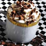 Латте кофе рецепт молочный шейк