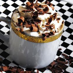 """Кофе латте """"молочный шейк"""""""