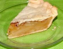 Молекулярный яблочный пирог рецепт без яблок =)