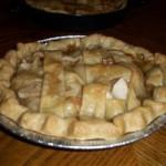 Нежный пирог с яблоками рецепт с карамельным топпингом