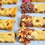 Шоколад на овсяном печенье