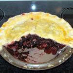 Пирог с ежевикой рецепт Делов-то на час!
