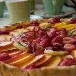 Пирог с ежевикой рецепт для неопытных