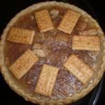 Яблочный пирог без добавления яблок