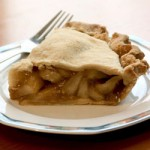 Пирог с яблоками - рецепт сахарный