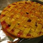 Пирог с яблоками рецепт с добавление коньяка