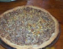 Пирог с яблоками рецепт с мускатным орехом