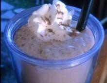 Рецепт кофе мокко с сыром Рикотта