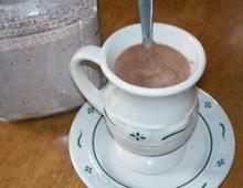 Рецепт самодельного растворимого кофе мокко