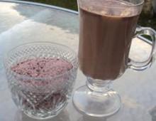 Рецепт сухого порошка для кофе мокко