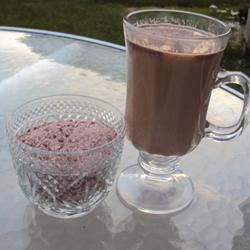 Сухой порошок для кофе мокко