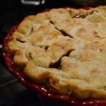 Яблочный пирог рецепт тёти Маши