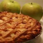 Яблочный пирог рецепт №1