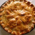 Яблочный пирог рецепт №2
